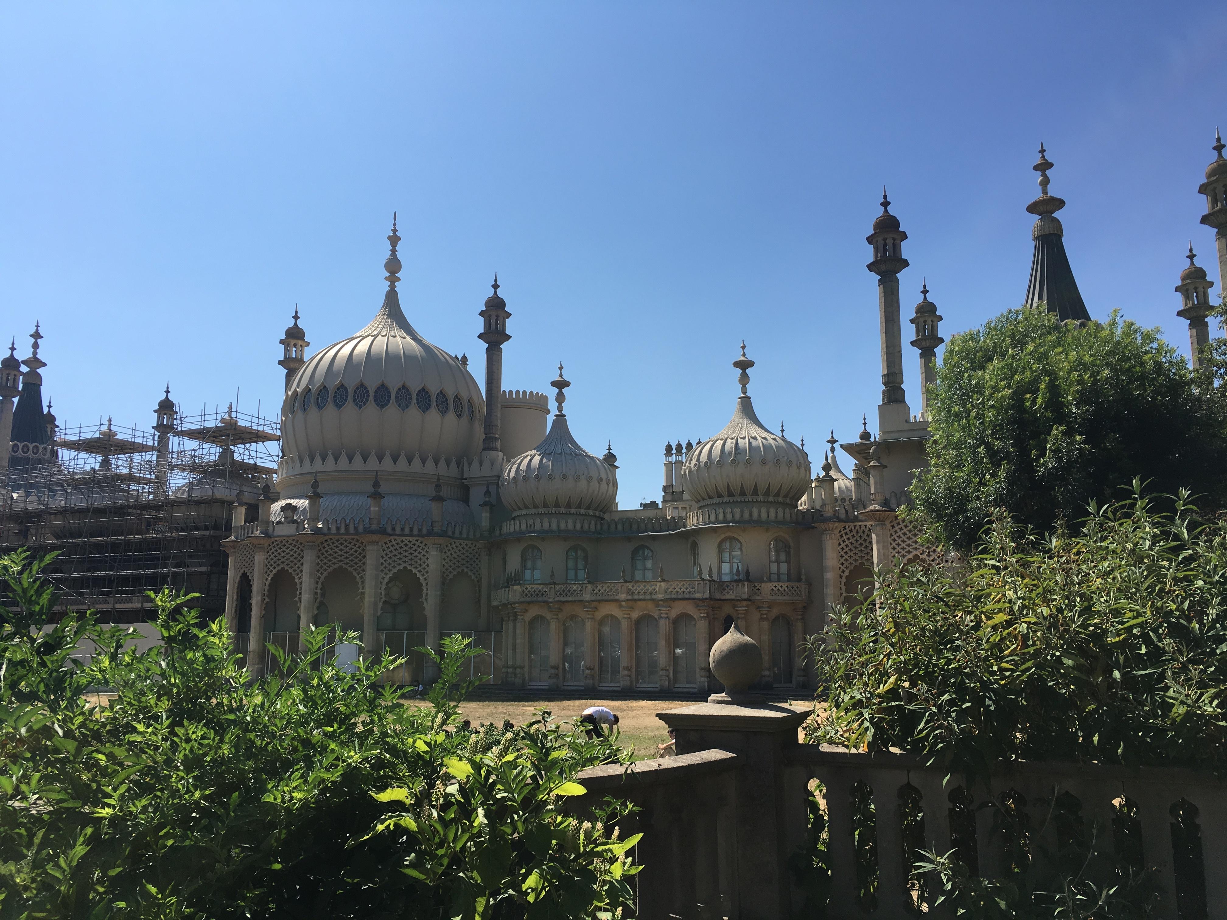 The Pavilion at Brighton