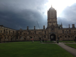 Mansfield College, Oxford, England